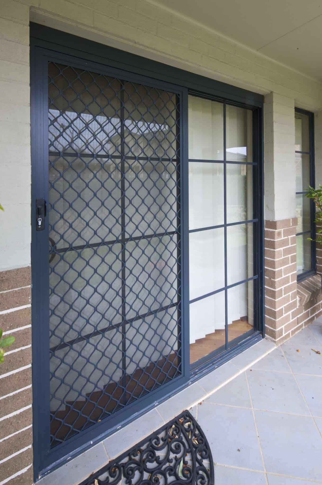 Seurity Screen Doors Perth